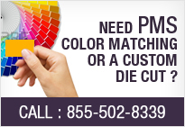 PMS Color matching